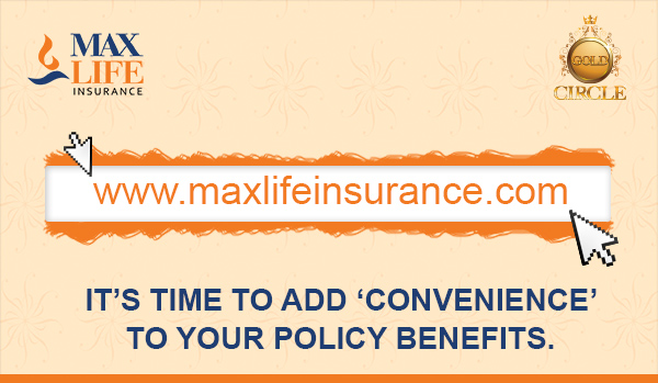 IT'S TIME TO ADD 'CONVENIENCE' TO YOUR POLICY BENEFITS.